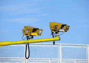speed camera stock