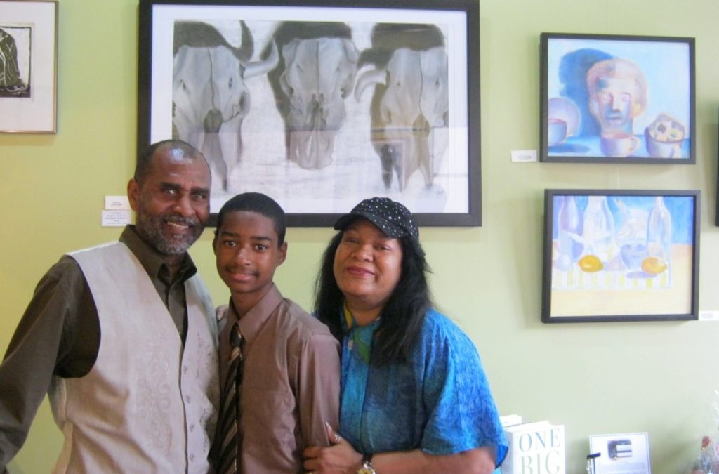 Young Hyattsville artist wins regional award