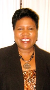 Susie Long served as Hyattsville Middle School's principal for the 2010-11 academic year. Photo courtesy Susie Long