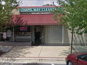 Chapel Way cleaners Queens Chapel Town Center