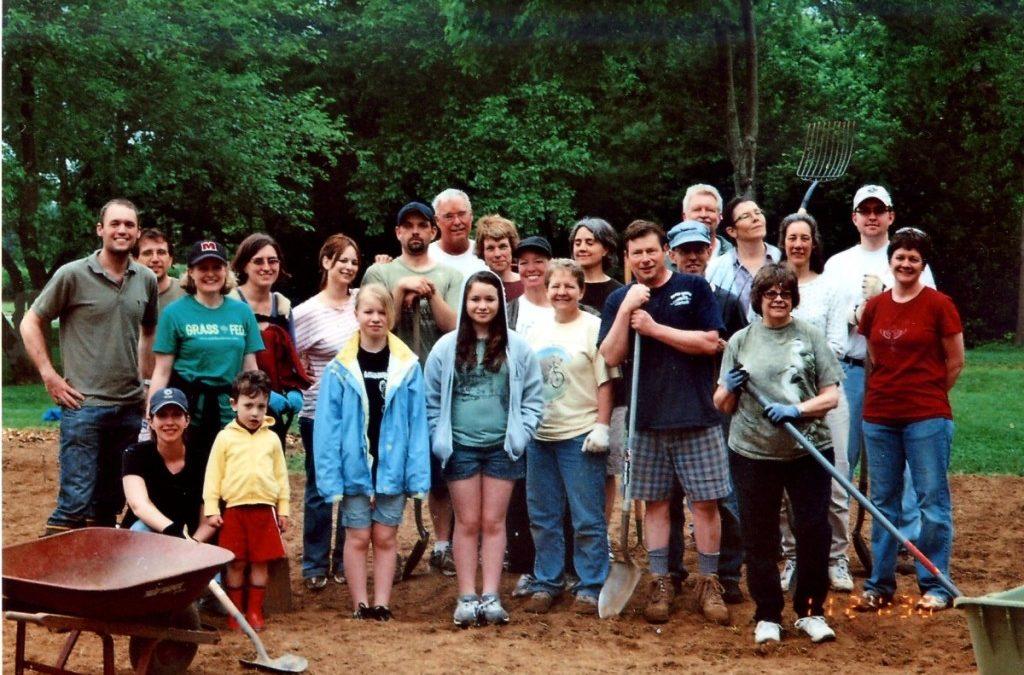 Digging it: Scenes from the Hyattsville Community Garden's first season