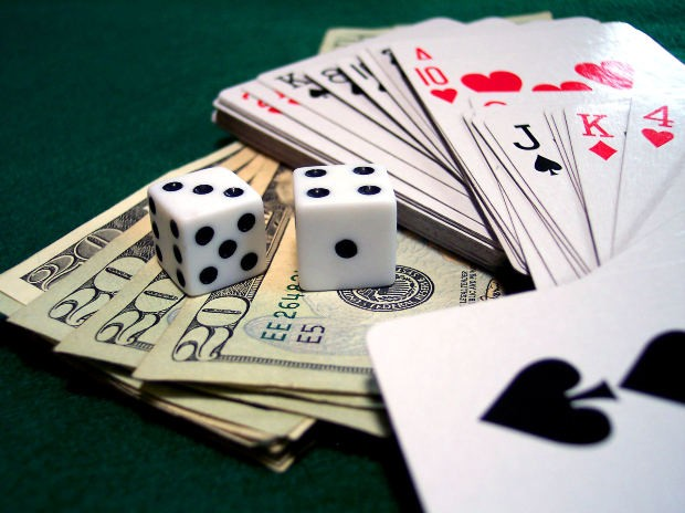 Hugh's News: Are we gambling on our future?