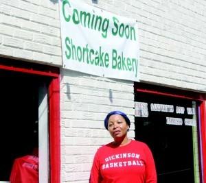 Cheryl Harrington Shortcake Bakery