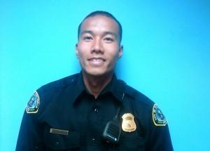 Officer David Chanthavong