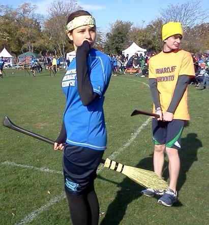 Quidditch World Cup Roosevelt Ridgebacks November 2011