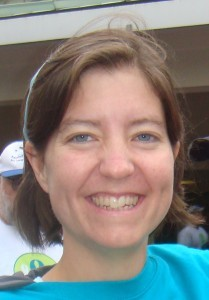 Stephanie Chapman, 36, died of ovarian cancer on December 11, 2012.