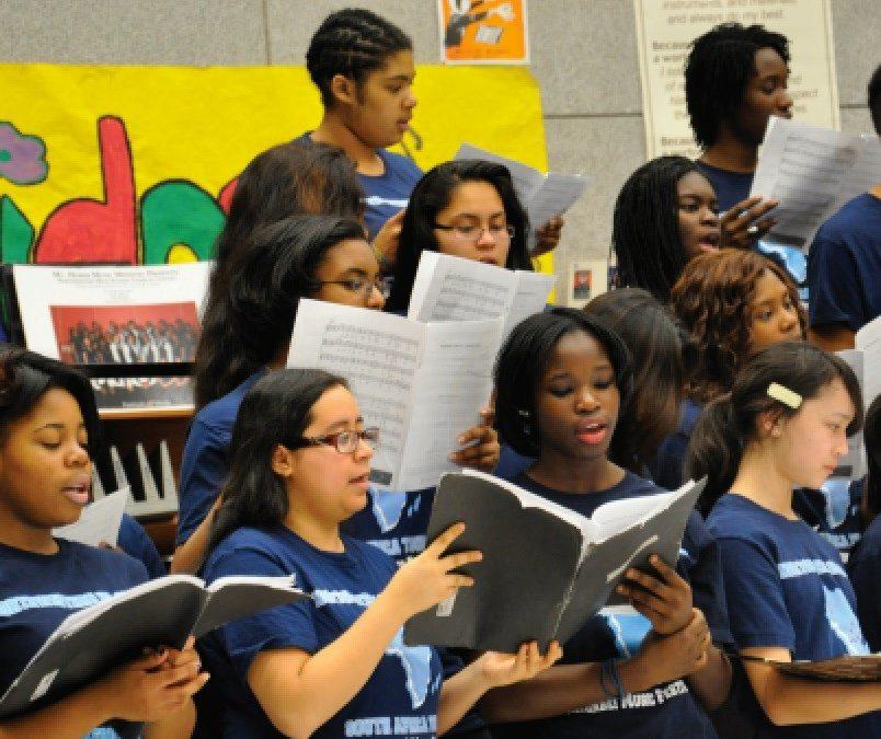 Northwestern choir only U.S. high school chosen for South Africa festival