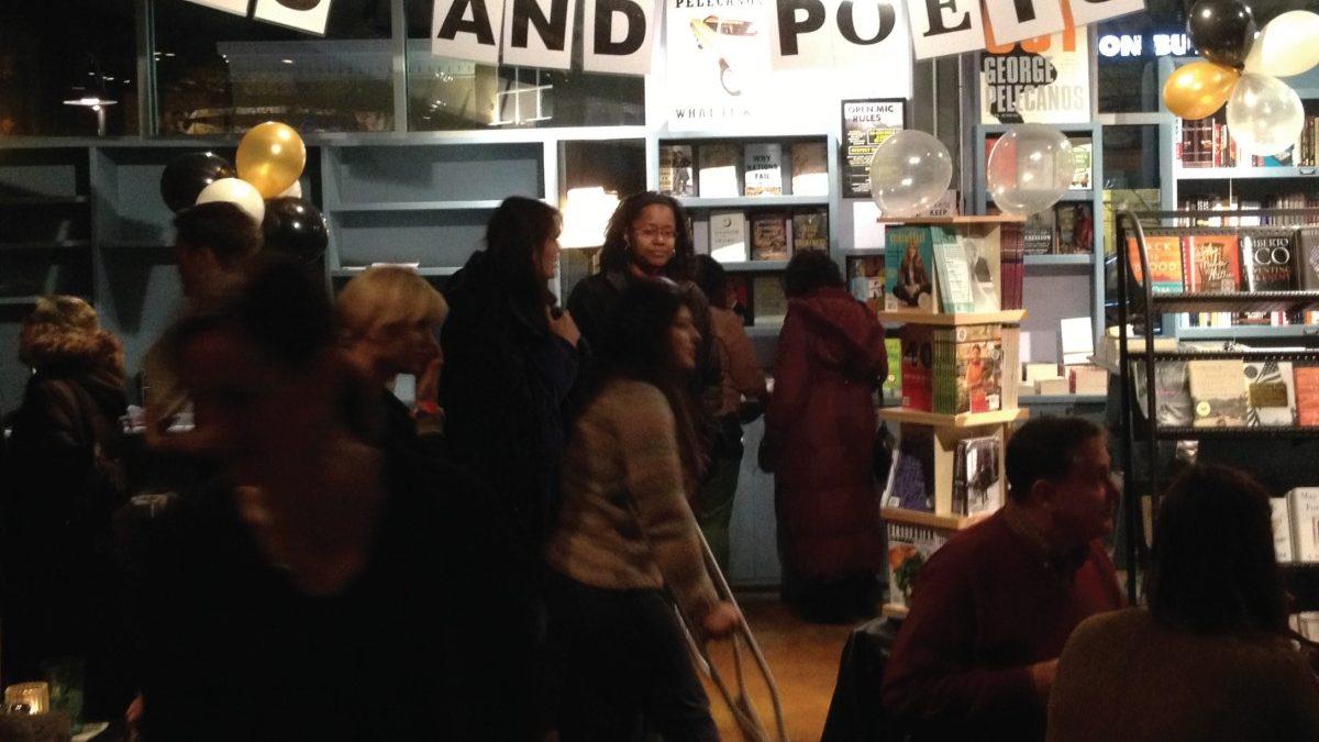 Busboys bookstore opens on namesake's birthday