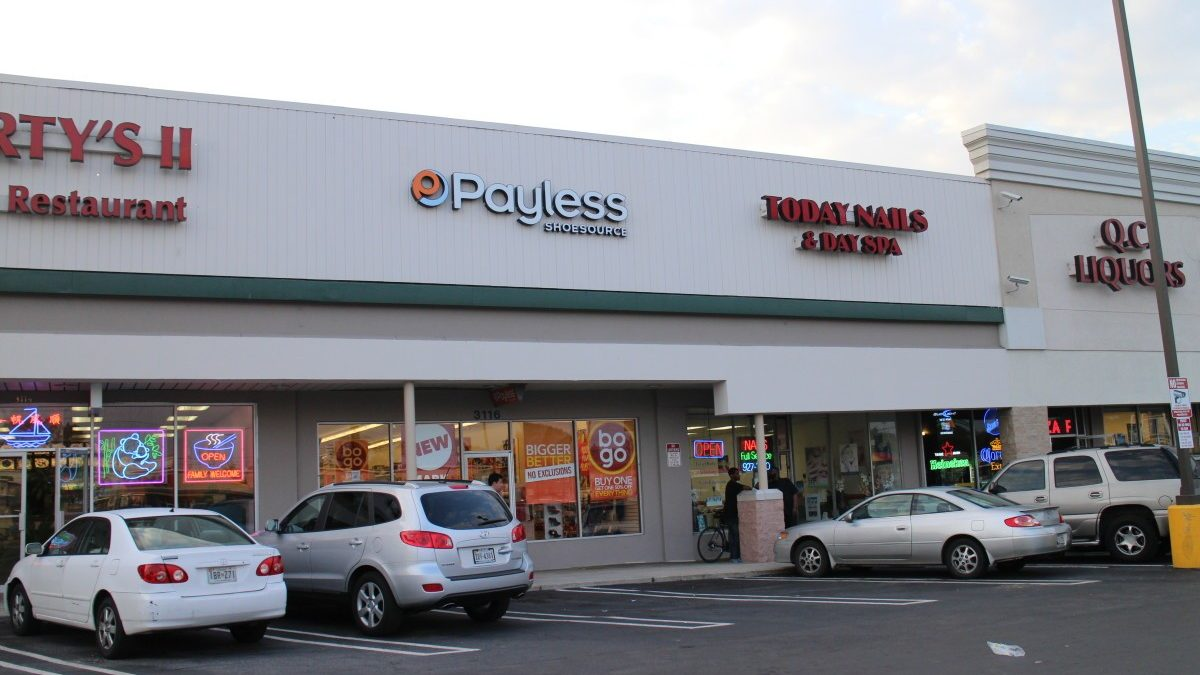 Two retailers leave Queens Chapel shopping plaza