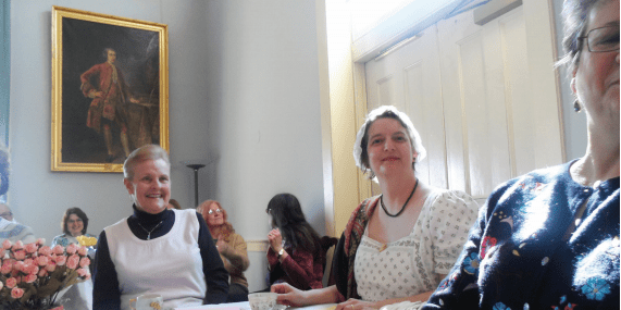 Pride and Prejudice — and Coffee