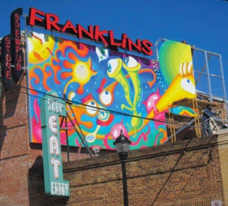 Franklins facelift