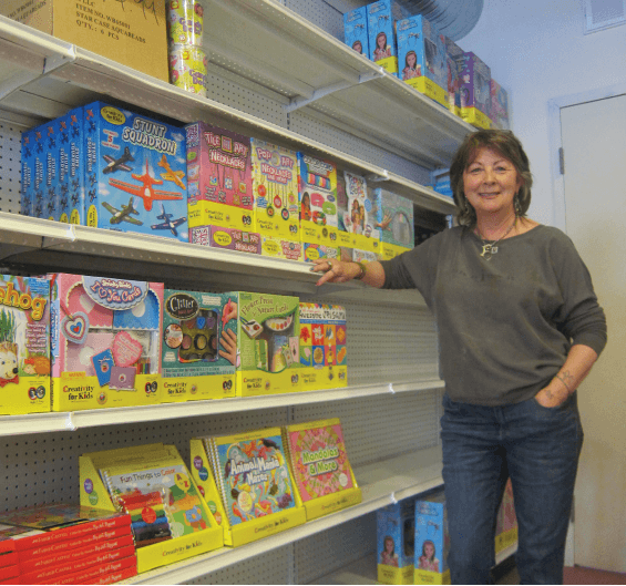 Franklins expansion forms new toy store