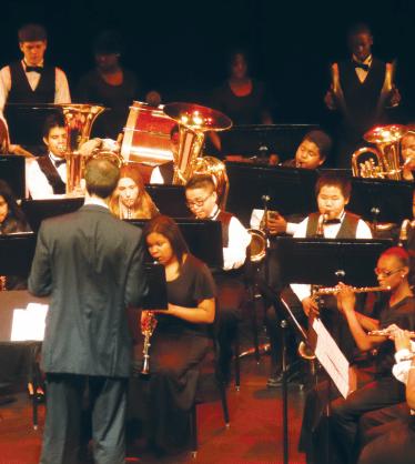 Hyattsville Middle's arts program turns 10