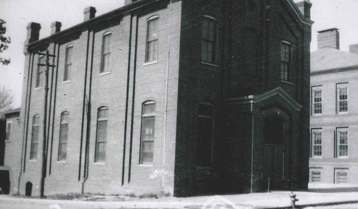 Postcards from the Past: Masons build a legacy in Hyattsville