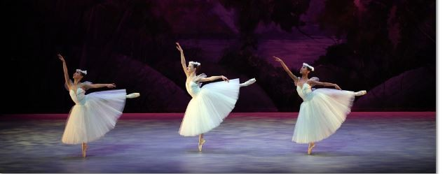 Hyattsville teen to attend ballet school in Moscow
