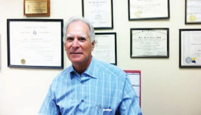 New podiatrist 'has big shoes to fill'