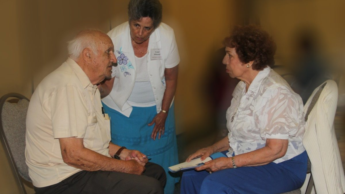 Auntie Diluviana: Catching up with senior services