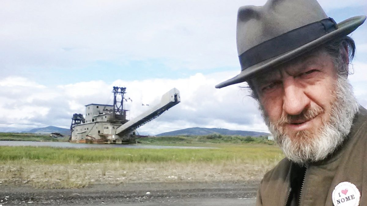 Mining for gold, finding stories instead