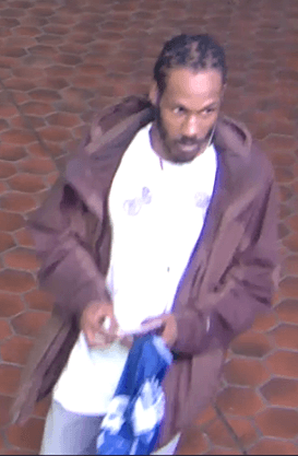 Hyattsville Police are searching for this man.