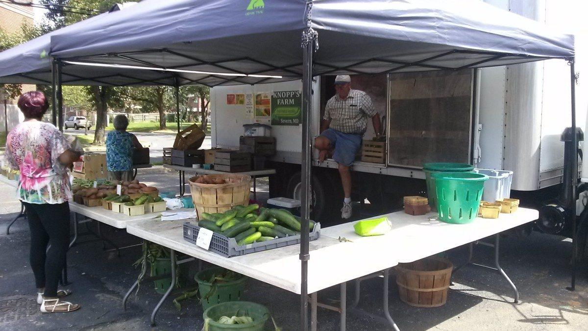 Hyattsville Farmers Market to open June 2 in new location