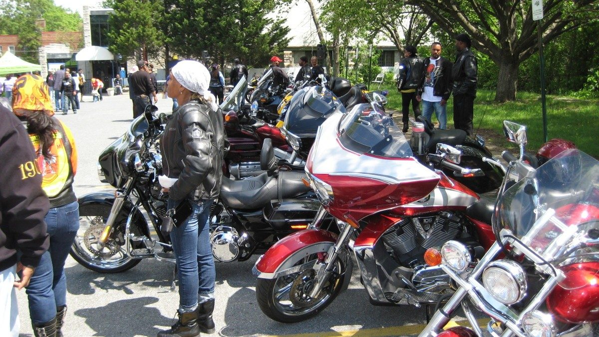 Bikes, faith and fun at the Chariots of Fire Biker Blessing