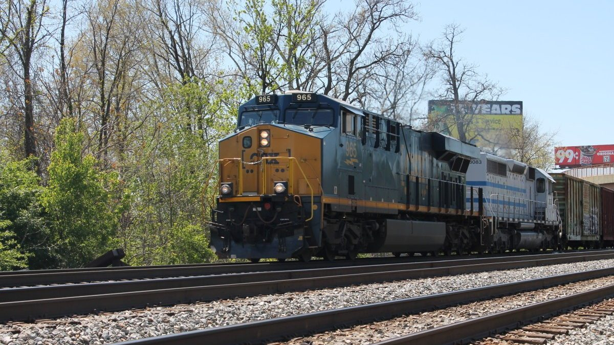 Body found on train tracks