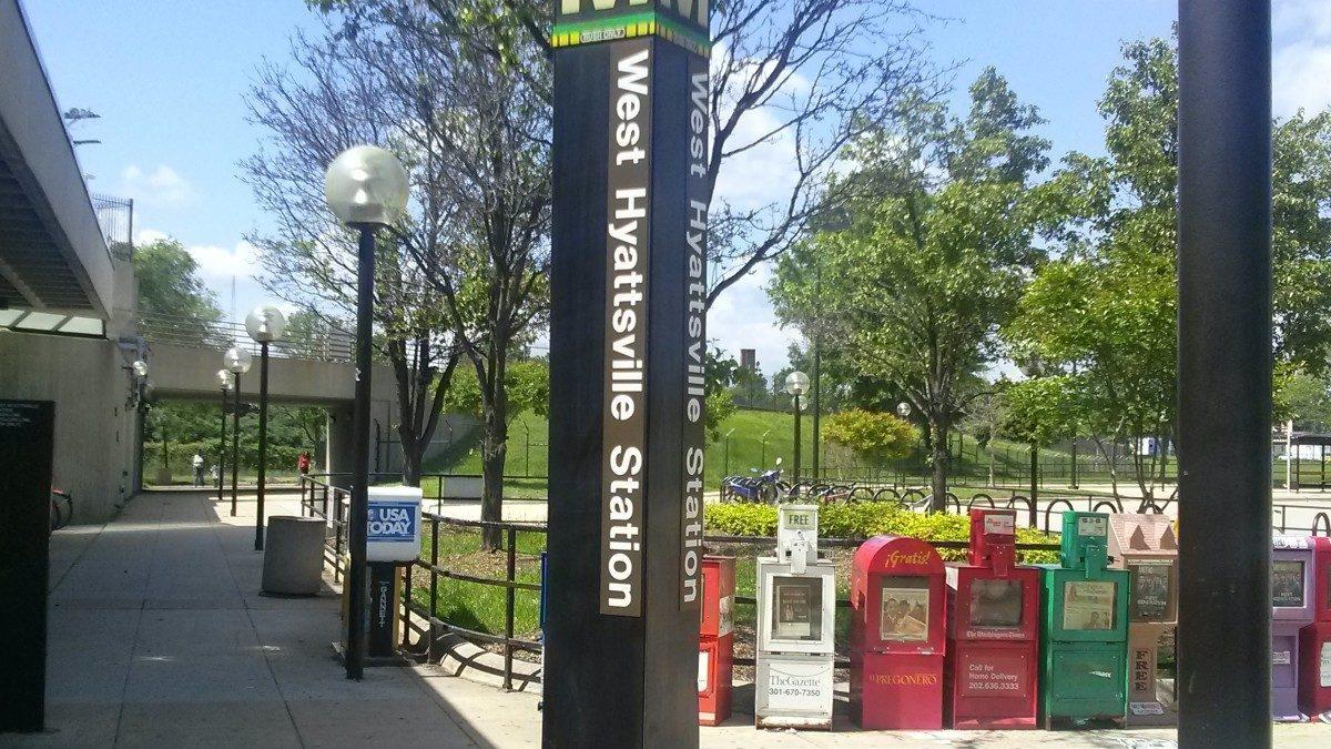 Metro talks near-term West Hyattsville redevelopment