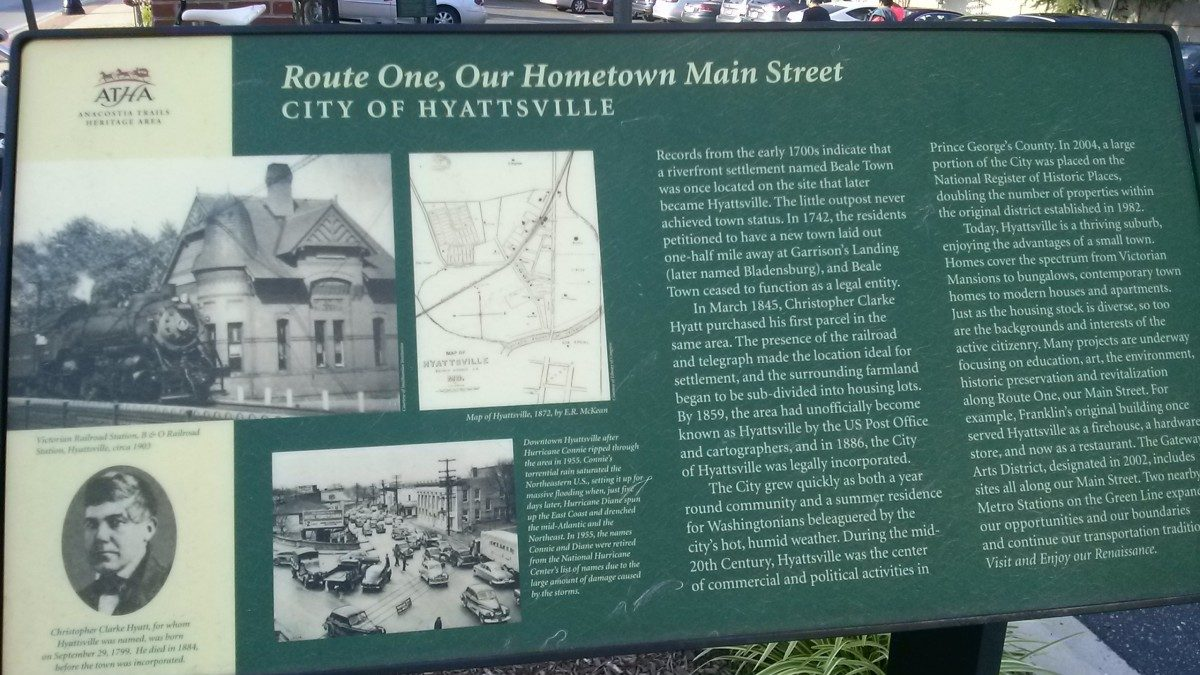 The new Hyattsville Life & Times