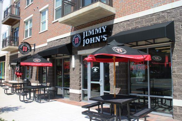 Jimmy John's Restaurant in Hyattsville