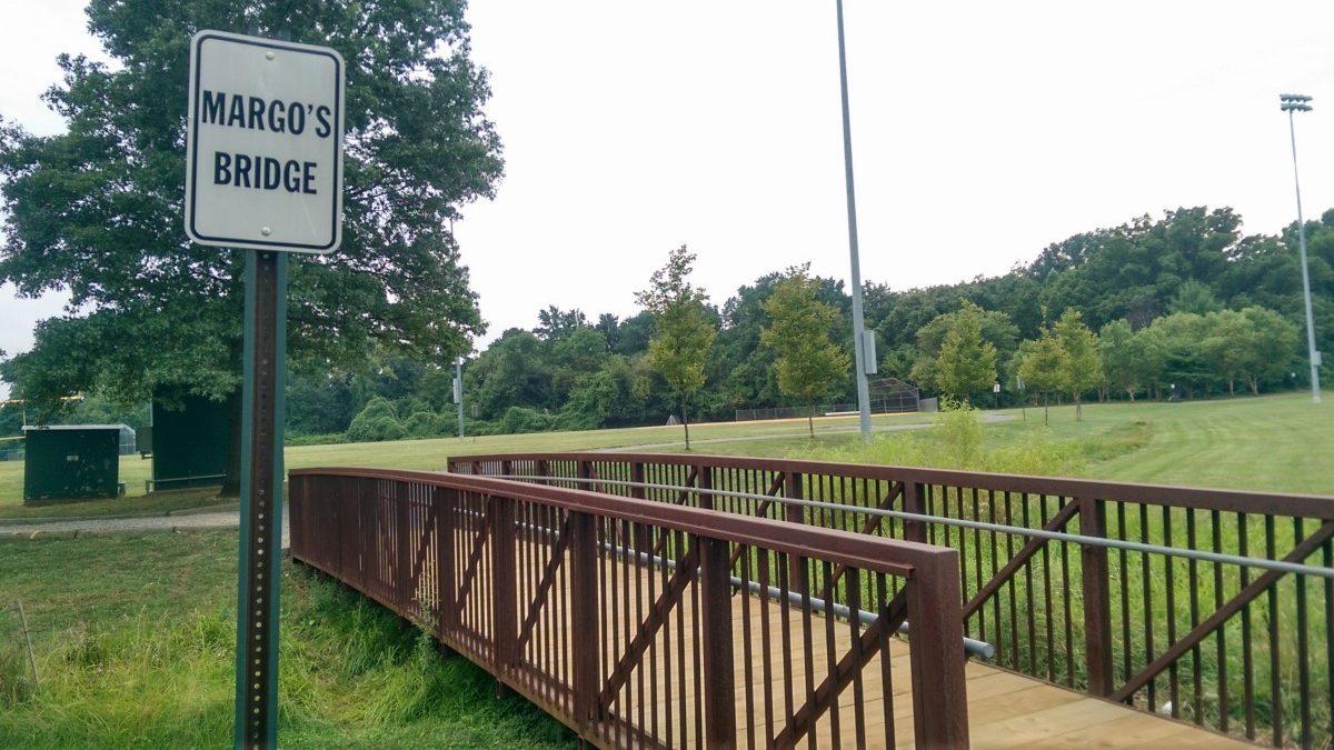 Margo Bridge repaired, part of trail closed