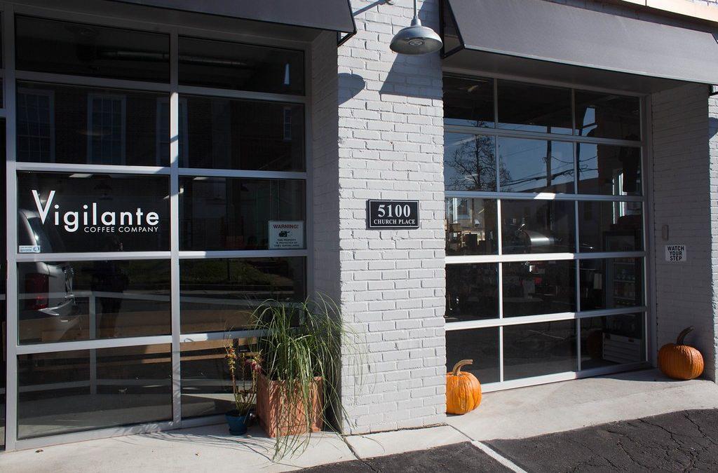 Coffee shop, design studio open in former Model T dealership
