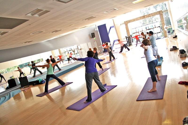 New yoga studio opens