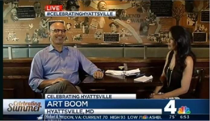 NBC4 showcases Hyattsville