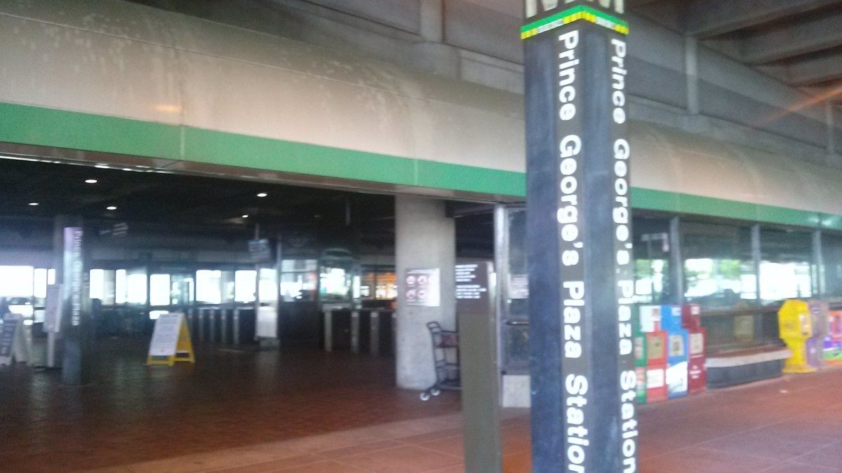 Green Line trains run every 20 minutes September 19 to 21