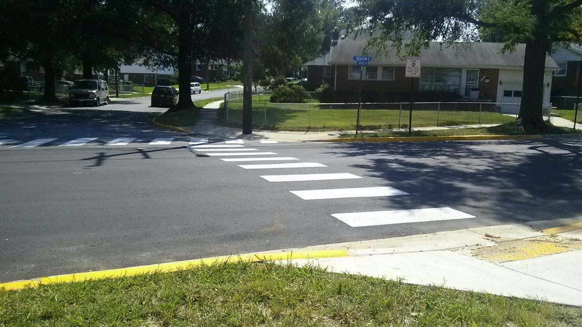 Parents concerned about lack of stop signs, crossing guard