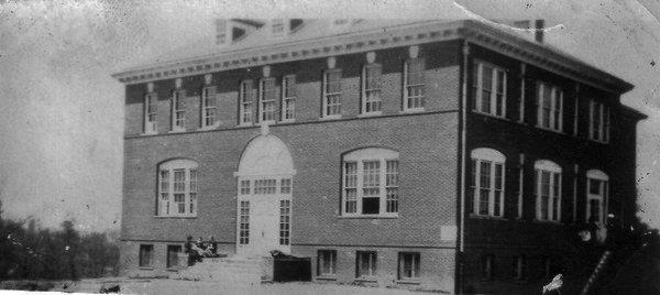 Memories of a high school before Northwestern