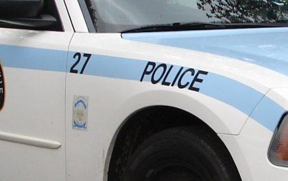 Hyattsville Police Car