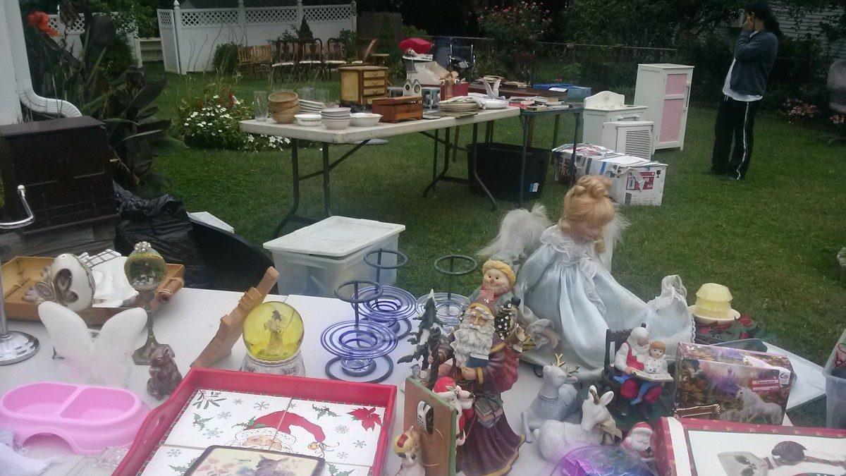 Hyattsville yard sale weekend underway