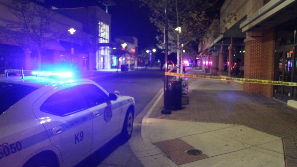 Triple shooting at University Town Center; shooter still at large