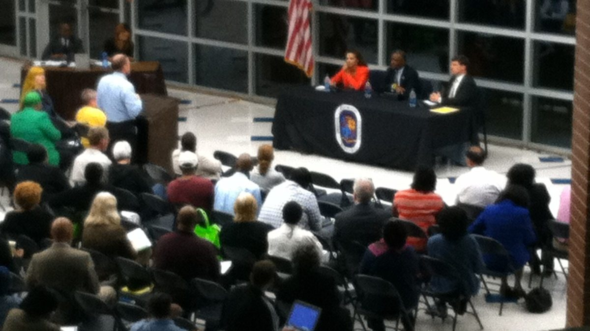 Transportation, code violations discussed at first Legislative Listening Session