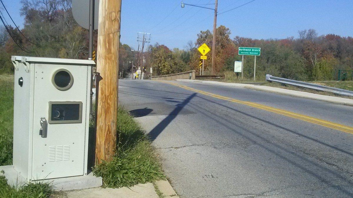 PHOTO: New speed camera near city limits