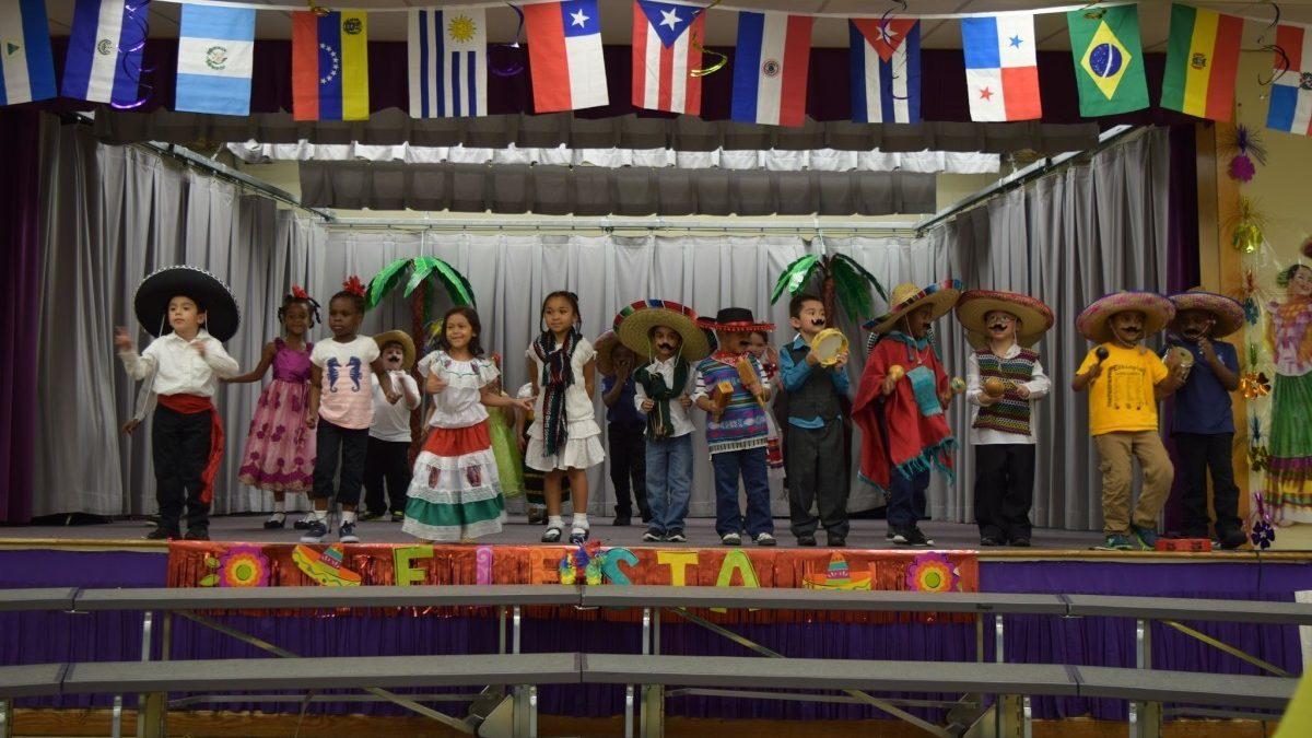 School News: Hyattsville kindergarteners attend new Spanish dual language magnet program