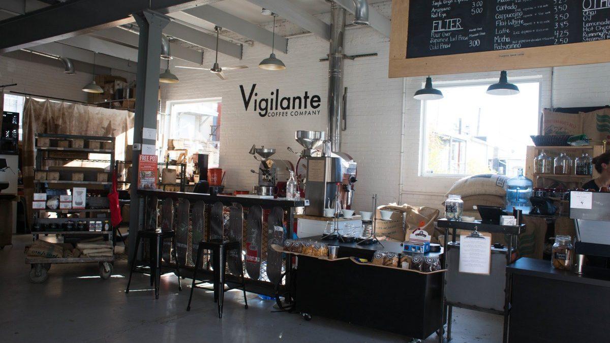Vigilante Coffee announces Wi-Fi on the way