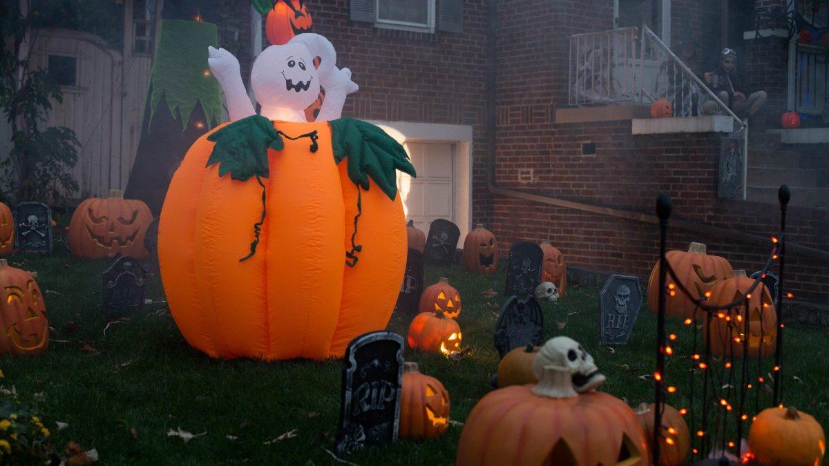 PHOTOS: Halloween in Hyattsville 2014