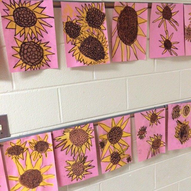 Art teacher raises money for drying rack