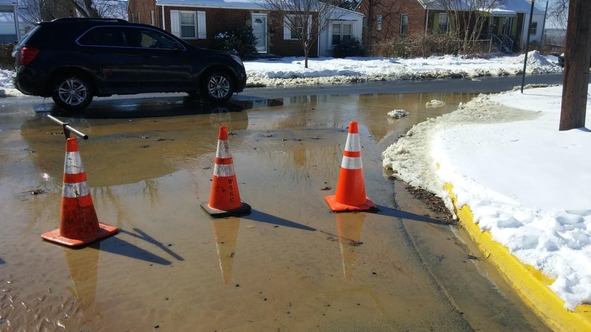 College Park stormwater management