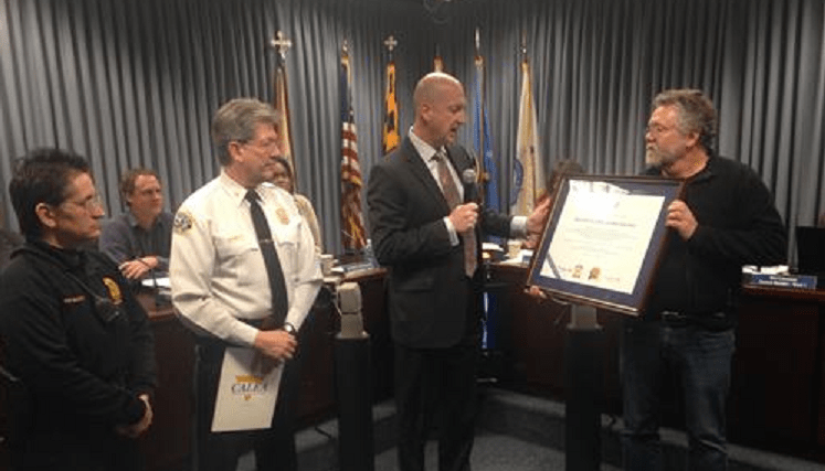 Hyattsville City Police presented with sixth accreditation