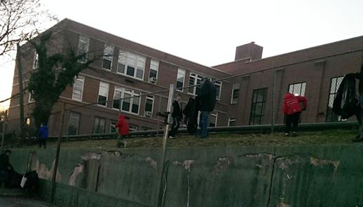 Scouts help clean up Hyattsville
