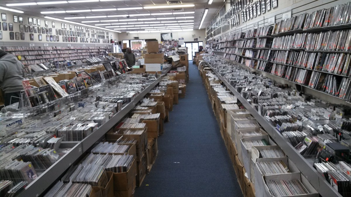 Secondhand News: Exploring used vinyl beyond the thrift store