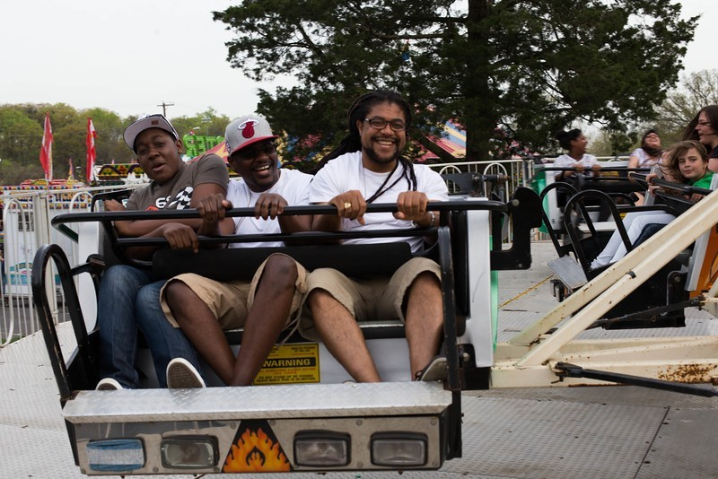 PHOTOS: Hyattsville 129th Anniversary Carnival and Fireworks